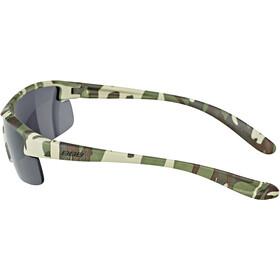 BBB Kids BSG-54 Brillenglas Kinderen, camouflage/matte green